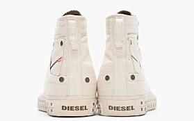 Diesel Sandshell EXPOSURE I High Top Sneakers3