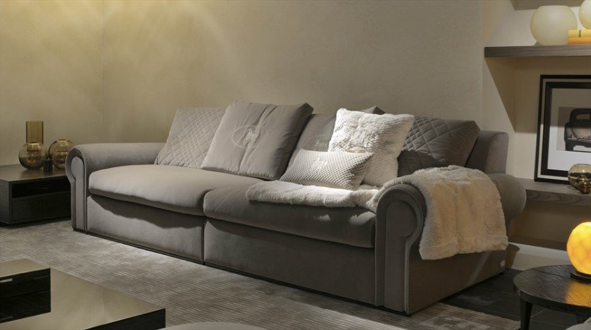 FF Hermitage 4 seater sofa