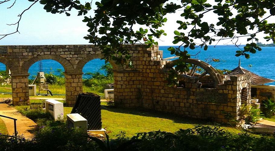 St Ann Ruins