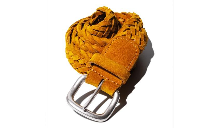 Mustard belt