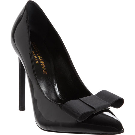 Saint Laurent Paris Tuxedo Pump