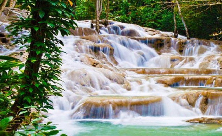 St Ann Waterfalls