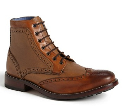 Ted Baker London 'Sealls' Wingtip Boot