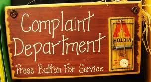 no complaint