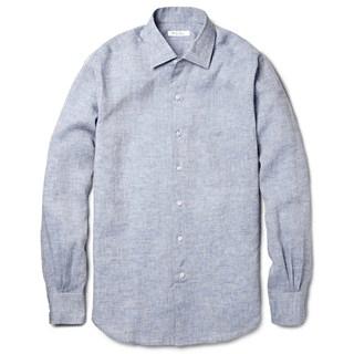 Loro Piana linen-chambray shirt