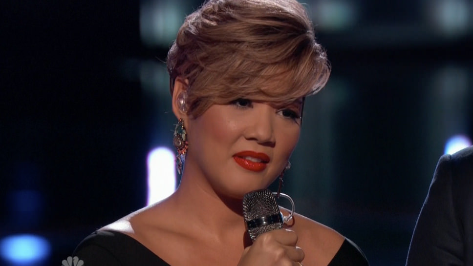 many rivers to cross tessanne chin