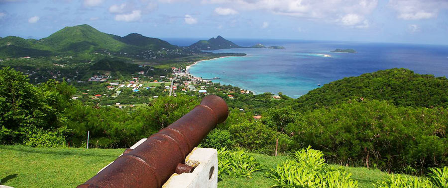 carriacou-cannon-view