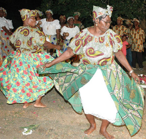 carricour grenada dancing