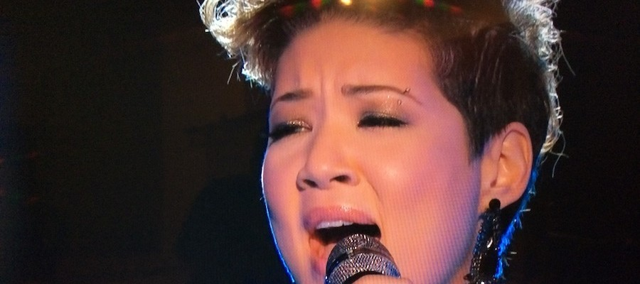 tessanne bridge over troubled waters1