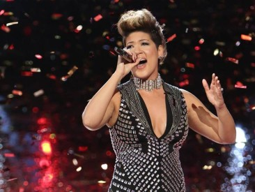 tessanne voice win2