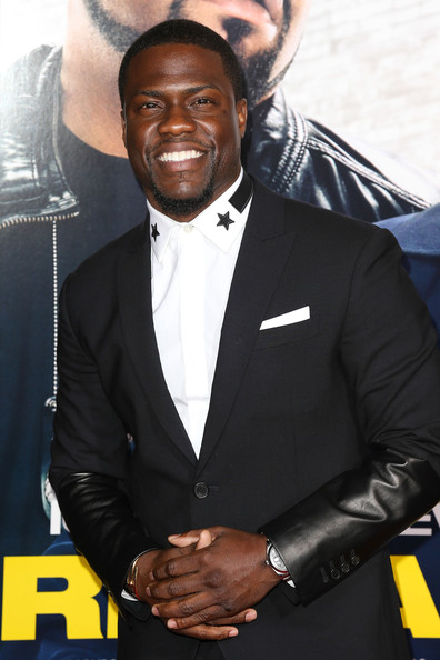 Kevin Hart Ride Along Premiere Hollywood