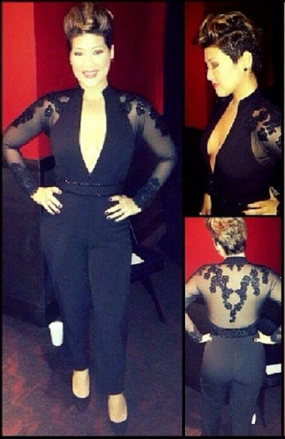 Tessanne at the grammys