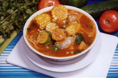 honduras soup
