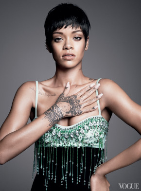 The Rihanna Effect: Vogue