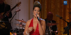Tessanne Chin's Women Of Soul White House Performance