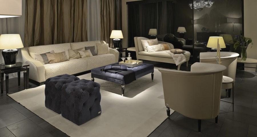 HH Petit Palais sofa_Vogue armchairs_Claudio chaisel_Archimede_Clio