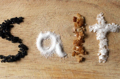 Natural Cleaning Solutions: Salt