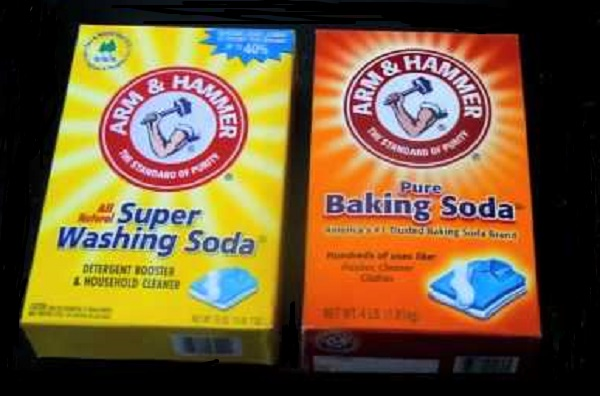 Washing Soda & Baking Soda