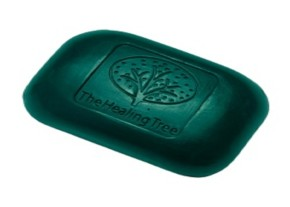 Healing Tree Bamboo Charcoal Soap