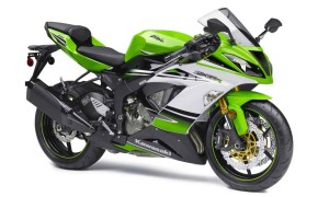 Kawasaki 30th Anniversary 2015 Ninja ZX-6R and ZX-10R