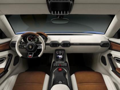 Lamborghini Asterion LPI 910-4 Hybrid Hypercar Concept